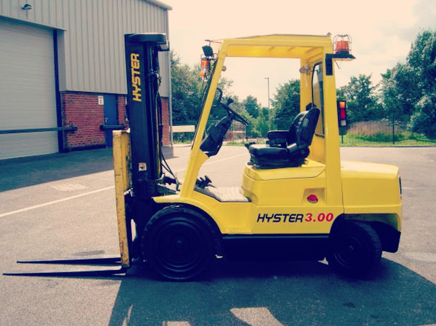 Hyster 3.0 FT